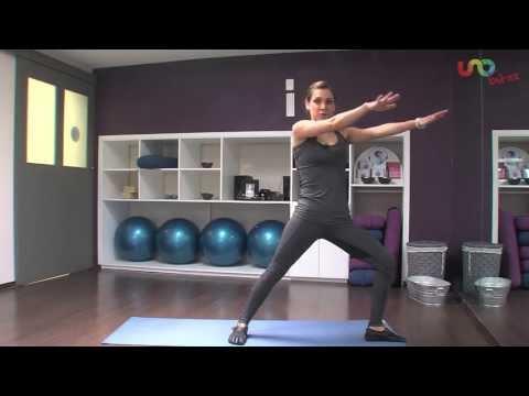 La maqueta de entrenamiento adelgaza el vídeo