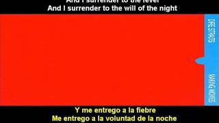 Dire Straits - Expresso Love (Subtitulos español - inglés)