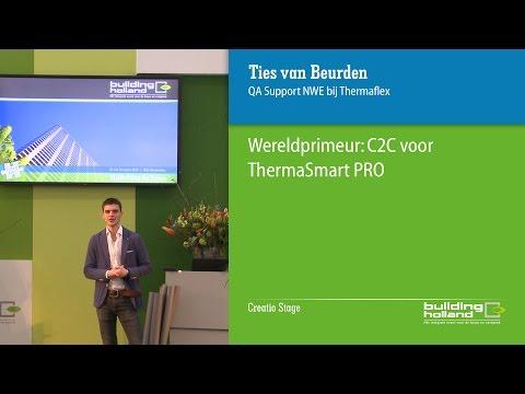 Wereldprimeur C2C voor ThermaSmart Pro