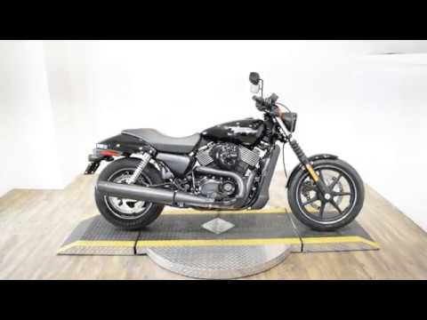 2017 Harley-Davidson Street® 750 in Wauconda, Illinois - Video 1