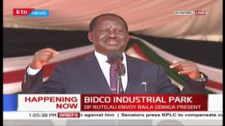 Rt. Hon. Raila Odinga asks President Uhuru to intervene over the cost of business operations