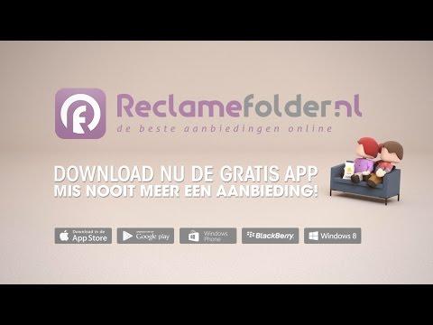 Video of Reclamefolder - Folders Online