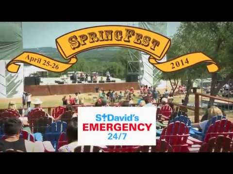 Lake Travis Spring Fest 2014 - Voice Over