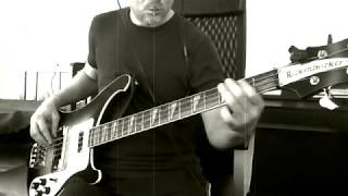 ELOY – The Midnight-Fight / The Victory Of Mental Force (Bass Cover)