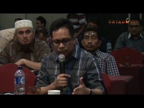 Dok Humas Untad, Pesan Rektor Untad Prof.Dr.Ir.Muhammad Basir Cyio dalam Penyusunan Rencana Kerja dan Anggaran Tahun 2016  Harus Transparansi Satu Pintu dan Bukan Rahasia Negara Semua Harus Tau disemua Unit dalam Lingkungan Universitas Tadulako