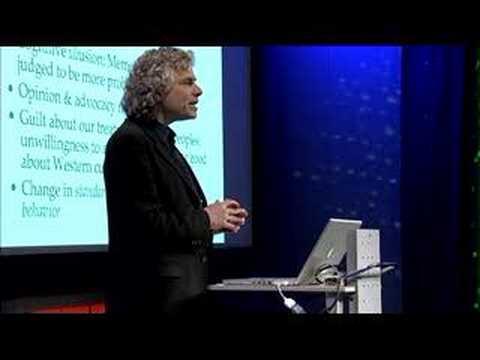 TED sobre uma das teses centrais do livro (no site do TED há legendas em português)