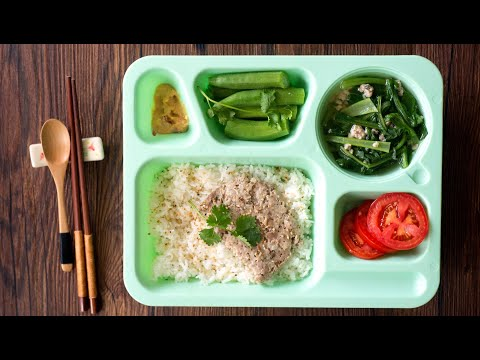 Lunchbox on a Budget (Family Meal Series)
