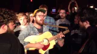 "Bear's Den -- ""Don't Let the Sun Steal You Away"" (Underground Arts, Philadelphia)"