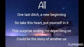 5 Seconds Of Summer - Story Of Another Us (Lyrics)