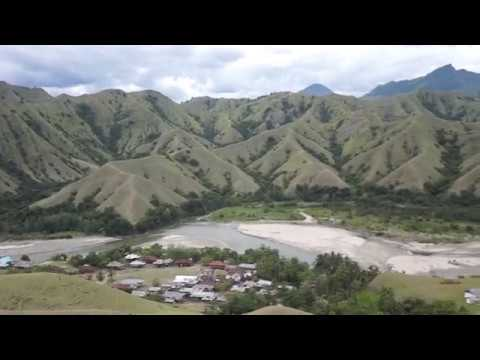 Video Keindahan Kawasan Wisata Ollon di Toraja seperti di Switzerland