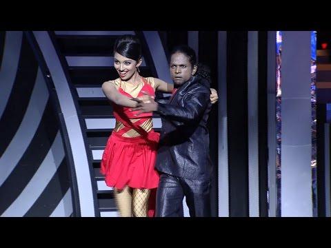 D3 D 4 Dance I Ann Mary & Vineesh - Best foot forward round I Mazhavil Manorama