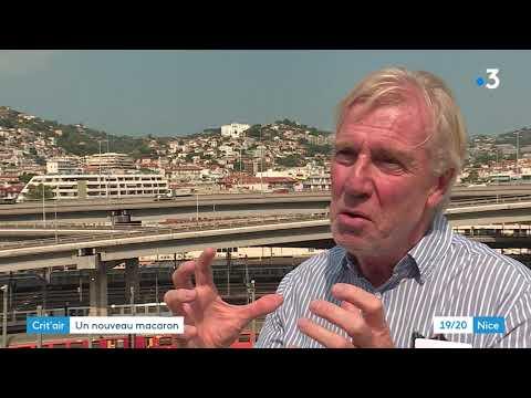 La vignette Crit'air obligatoire sur les voitures dans 6 communes des Alpes-Maritimes dont Nice