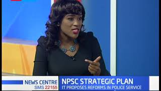 NPSC Strategic Plan: It proposes reforms in police service