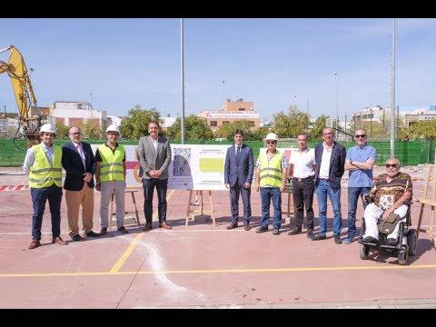 El IMD arranca las obras del nuevo pabellón de San Jerónimo