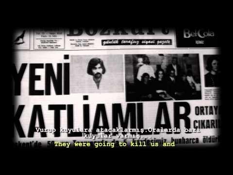 Meçhul Tutsaklar Belgeseli - Unknown Prisoners Documentary