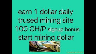 earn 1 dollar daily without any investment