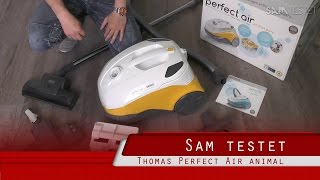 Thomas Perfect Air Animal Pure [HD] Deutsch Staubsauger Nasssauger