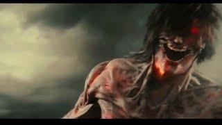 Eren Vs Captain Shikishima/Attack On Titans