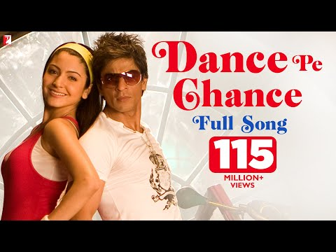 Download Dance Pe Chance - Full Song | Rab Ne Bana Di Jodi | Shah Rukh Khan | Anushka | Sunidhi | Labh HD Mp4 3GP Video and MP3