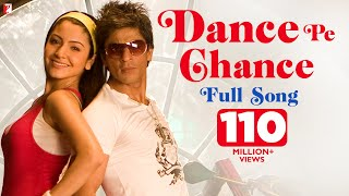 Dance Pe Chance | Full Song | Rab Ne Bana Di Jodi | Shah Rukh Khan, Anushka | Sunidhi, Labh Janjua