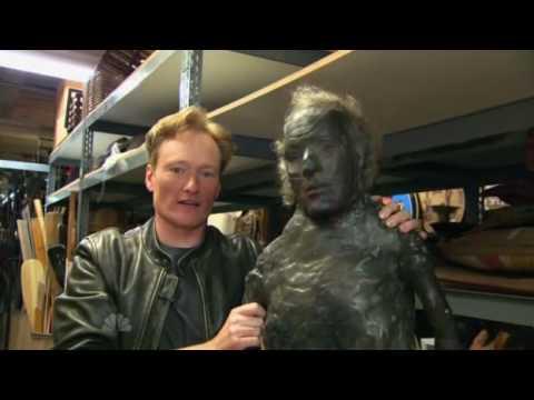 Conan a sbírka rekvizit