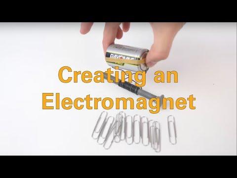 Creating An Electromagnet Activity Teachengineering