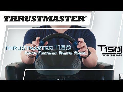 Видео № 0 из игры Руль Thrustmaster T150 Force Feedback