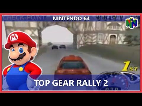 Top Gear Hyperbike Nintendo 64