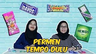 DIARY TRAVEL - Review Permen Tempo Dulu yang Rasanya Asam Manis