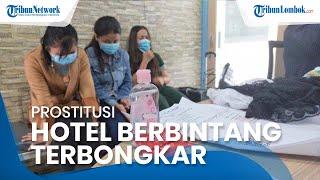 Prostitusi di Hotel Berbintang Terbongkar, Kondom hingga Pakaian Dalam Transparan Disita Polda NTB