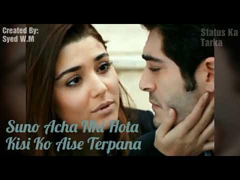 Download Whatsapp Status Romantic Song Hamara Haal Na Pucho