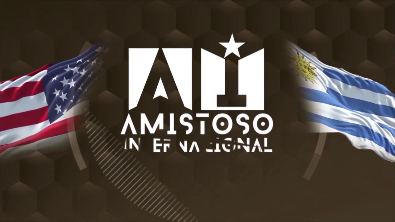 Amistoso | Estados Unidos 1-1 Uruguay (10/9/19)
