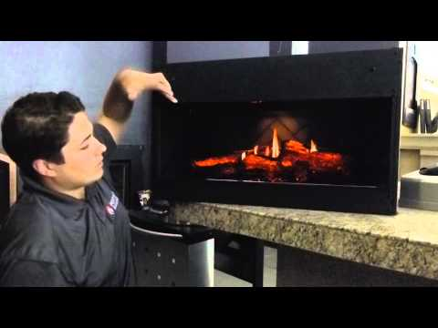 Dimplex Opti-V Solo Linear Electric Built In Fireplace Product Review