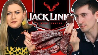 Irish People Try Jack Link's Beef Jerky