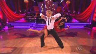 Nicole Scherzinger & Derek Hough - Dancing With The Stars - Rumba Finale  Dance 1