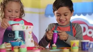 """Игровой набор Play-Doh """"Миксер для Конфет"""" от компании Интернет-магазин """"Timatoma"""" - видео"""
