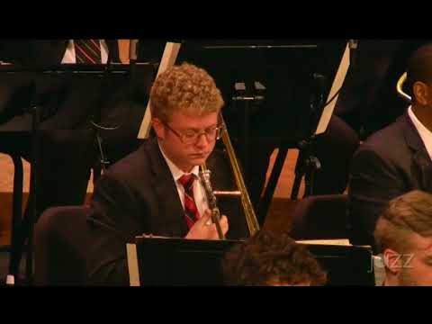 "Sam Chess plunger solo- with Wynton Marsalis and the Young Stars of Jazz playing Duke Ellington's ""Black Brown and Beige"""