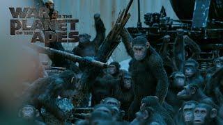 Maymunlar Cehennemi: Savaş Türkçe Dublajlı Fragman