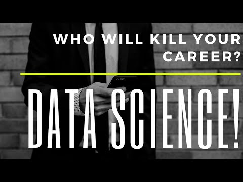 Why data science will ruin your career? What to do   Full Stack Web Development