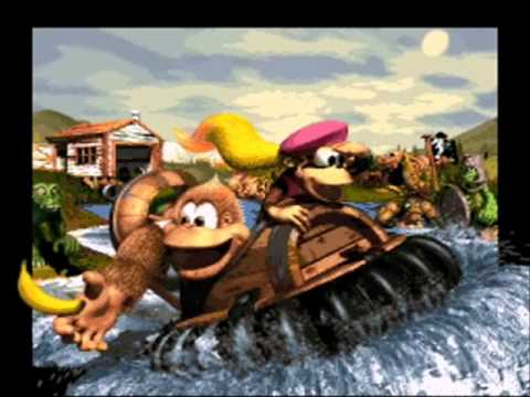Super Donkey Kong 3: Nazo no Krems Shima