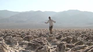Death Valley - Hottest Place In The World
