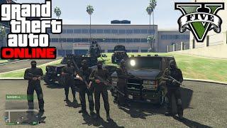 GTA 5 Russian Mafia Hits (Crew MBCC)