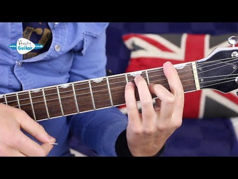 F BARRE CHORD GUITAR  - TOP 5 TIPS!