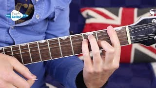 F BARRE CHORD GUITAR  - TOP 5 TIPS!