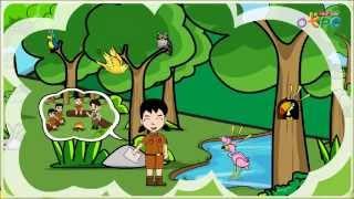 สื่อการเรียนการสอน สนุกกับเกมส์ท้ายบท (โจทย์ปัญหา) ป.1 คณิตศาสตร์