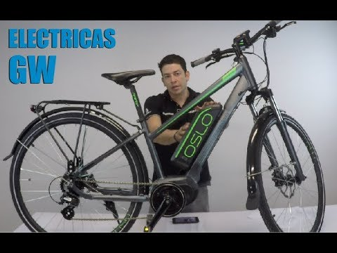GW / Bicicletas Eléctricas urbanas