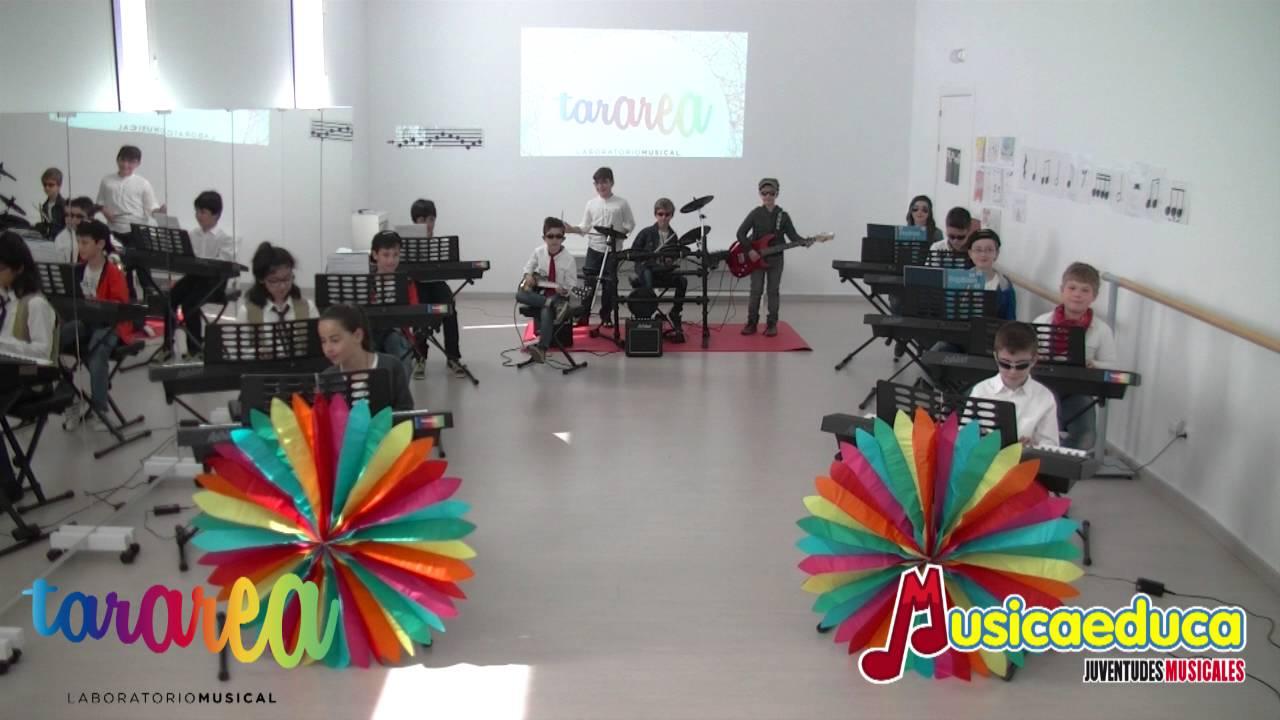 Himno de la Alegría -  Alumnos de Mi Teclado 1 y otros -  Tararea Laboratorio Musical - Córdoba