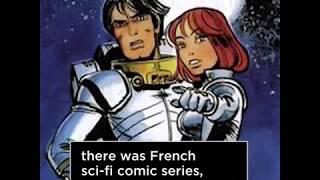 Valerian et Laureline: The pre-cursor to Star Wars?