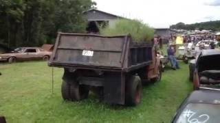 """Terry Thompson's junk yard auction in Zanesville Ohio, """"A Bunch O' Crap""""!"""
