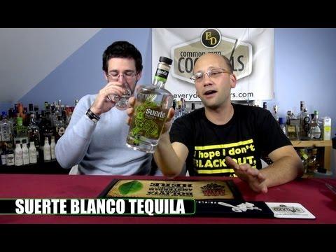 Suerte Blanco Tequila Review